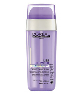 L'Oreal Professionnel Serie Expert Liss Unlimited dubultserums