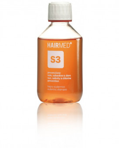 Hairmed S3 Eudermic šampūns pret sauli