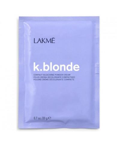 Lakme K.Blonde compact bleaching powder-cream (20g)