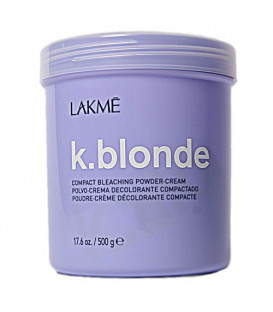 Lakme K.Blonde compact bleaching powder-cream (500g)