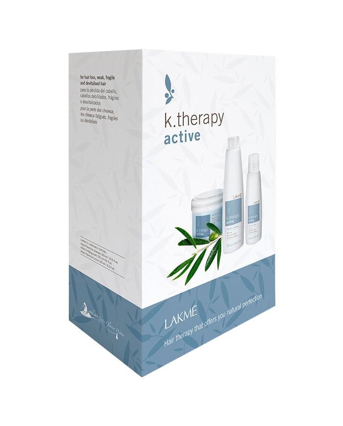 Lakme K.Therapy Active komplekts