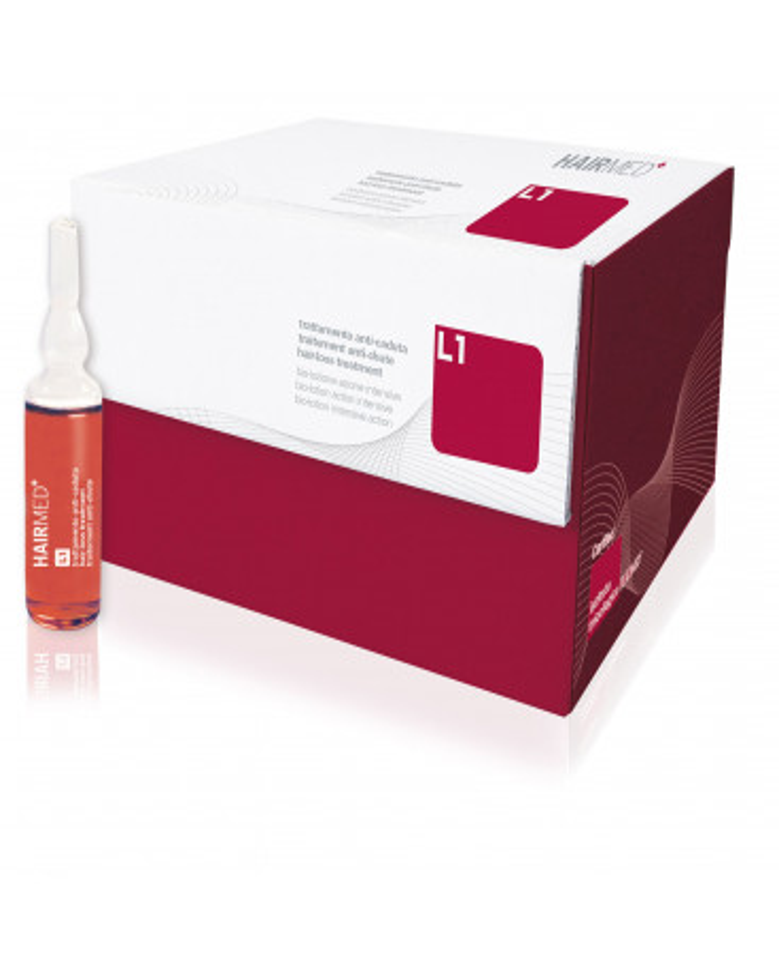 Hairmed L1 Intensīvas iedarbības bio-losjons (24x8ml)