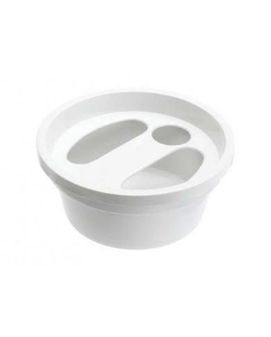 Sibel ванночка для маникюра (белая)