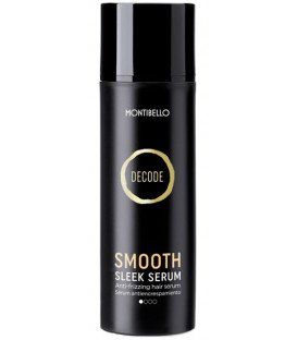 Montibello Decode Smooth Sleek serums