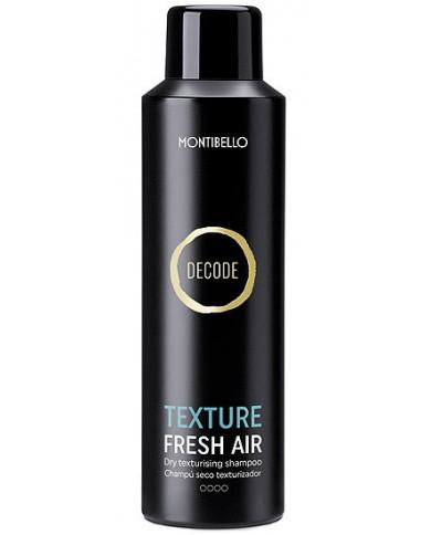 Montibello Decode Texture Fresh Air sausais šampūns