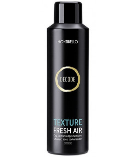 Montibello Decode Texture Fresh Air сухой шампунь