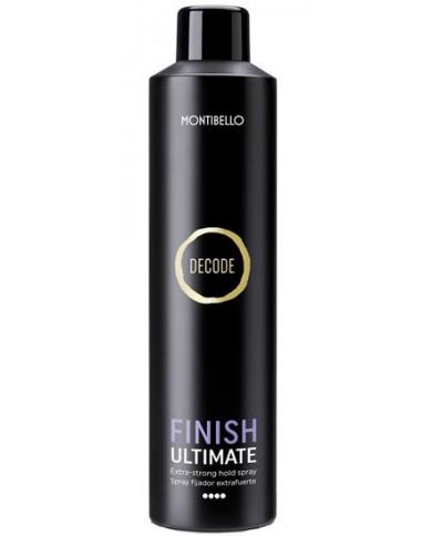Montibello Decode Finish Ultimate hairspray