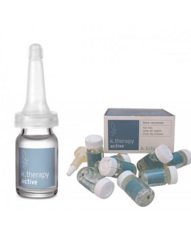 Lakme K.Therapy Active Shock koncetrāts pret matu izkrišanu (6ml)