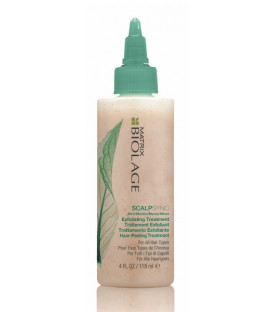Matrix Biolage ScalpSync exfoliating treatment