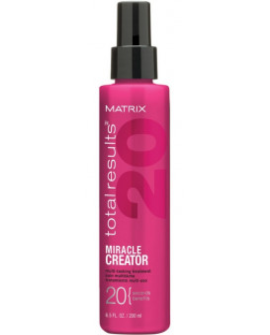 Matrix Total Results Miracle Creator spray
