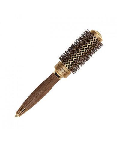 Olivia Garden Hairbrush NanoThermic Ceramic + Ion 34 plaukų šepetys
