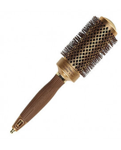 Olivia Garden Hairbrush NanoThermic Ceramic + Ion 44 matu suka