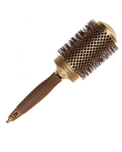 Olivia Garden Hairbrush NanoThermic Ceramic + Ion 54 plaukų šepetys