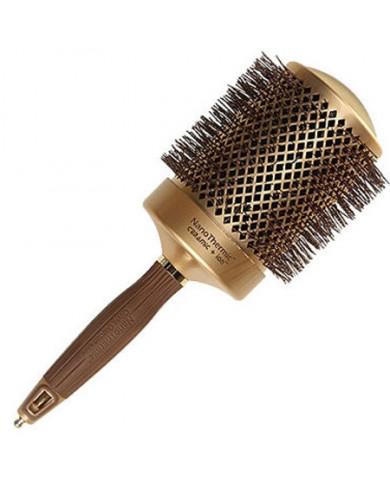 Olivia Garden Hairbrush NanoThermic Ceramic + Ion 82 matu suka