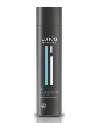 Londa Professional Men Hair& Body šampūns