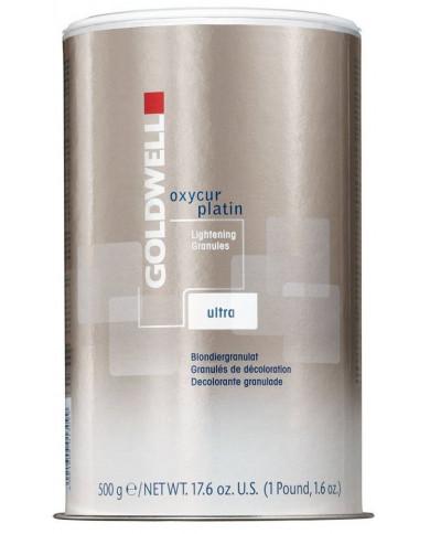 Goldwell Oxycur Platin Ultra balinošais pulveris