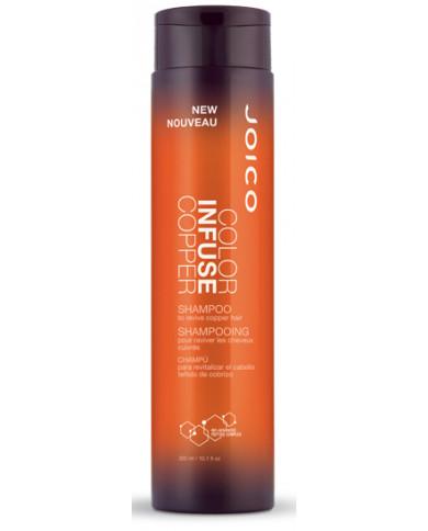 Joico Color Infuse Copper šampūns