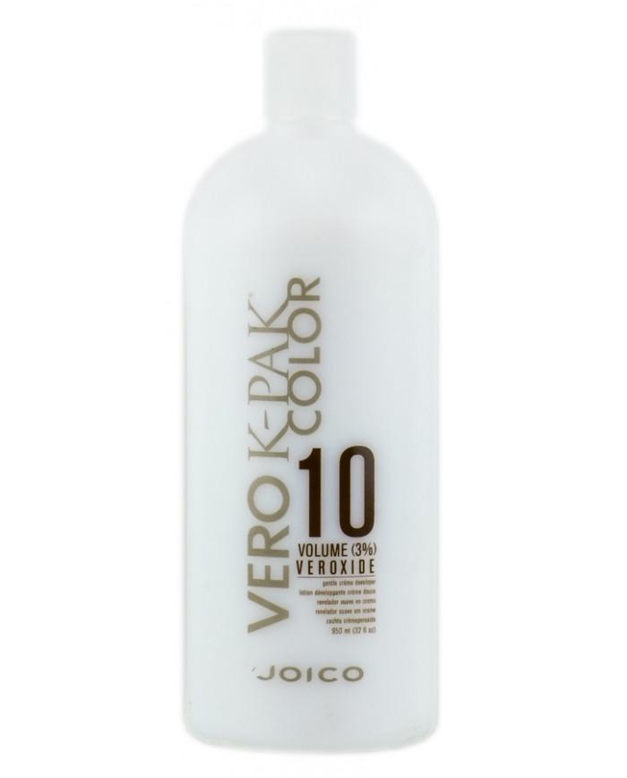 Joico Vero K-PAK Color Veroxide krēmveida oksidants