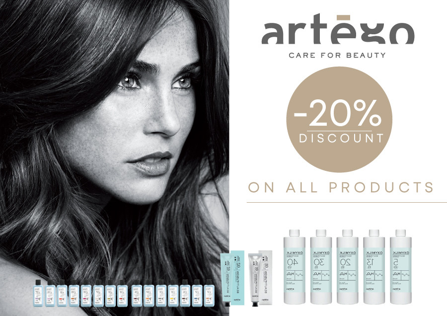 Special prices for ARTEGO products