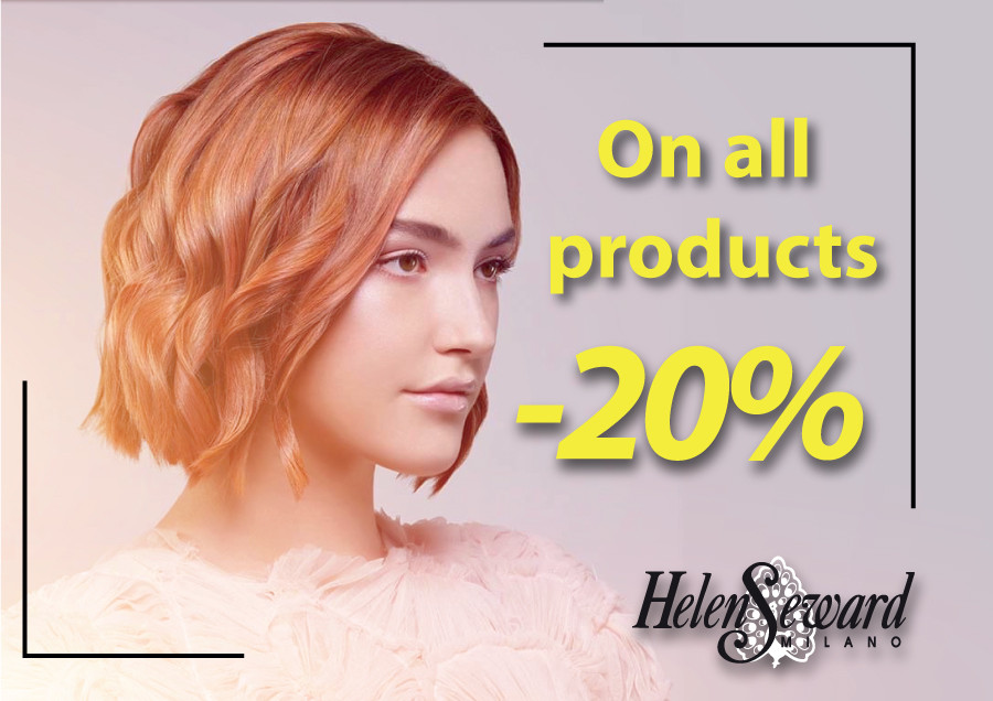 Special prices for HELEN SEWARD products