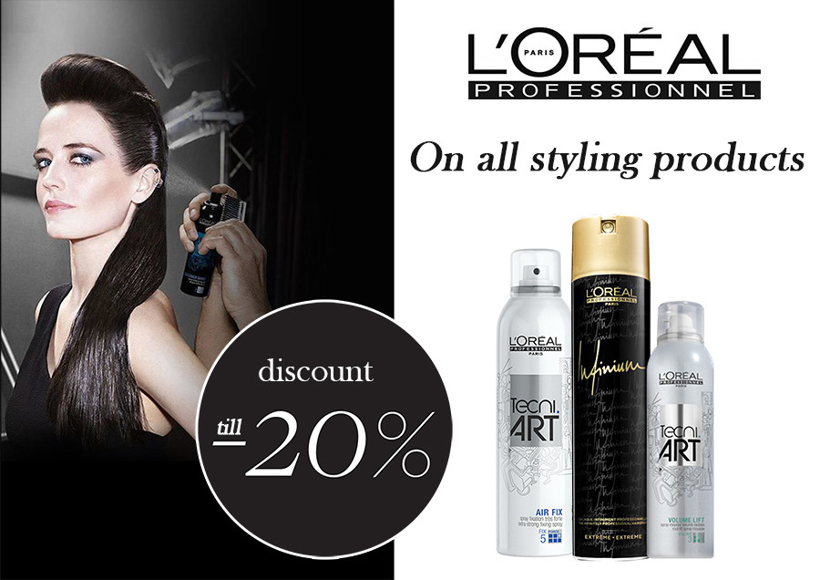 L'oreal special prices