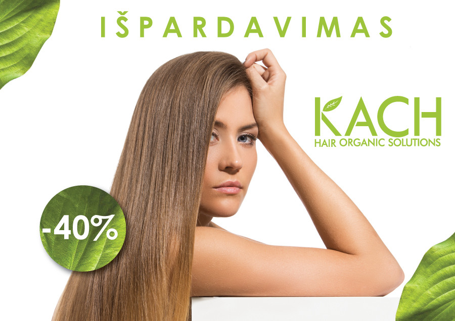 Special prices for KACH products