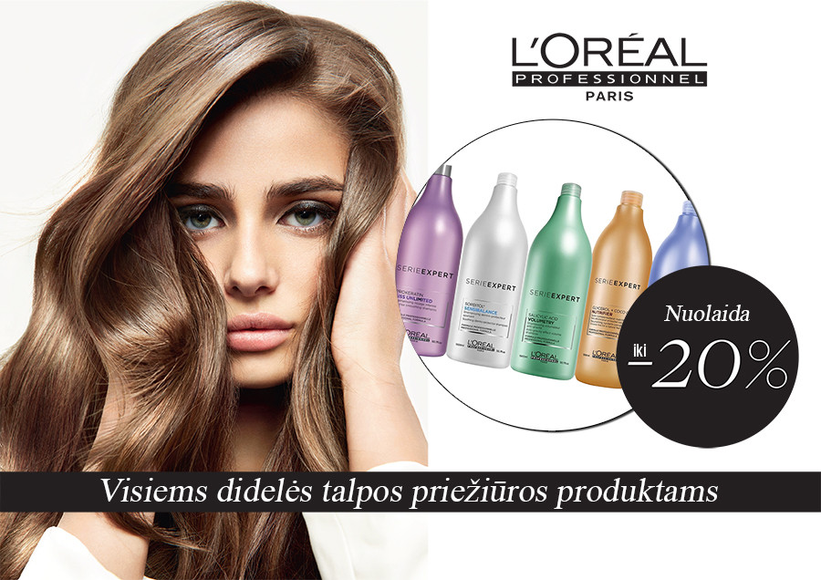 Sale on L'OREAL products