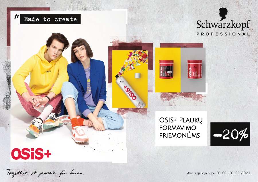 Special prices for SCHWARZKOPF products