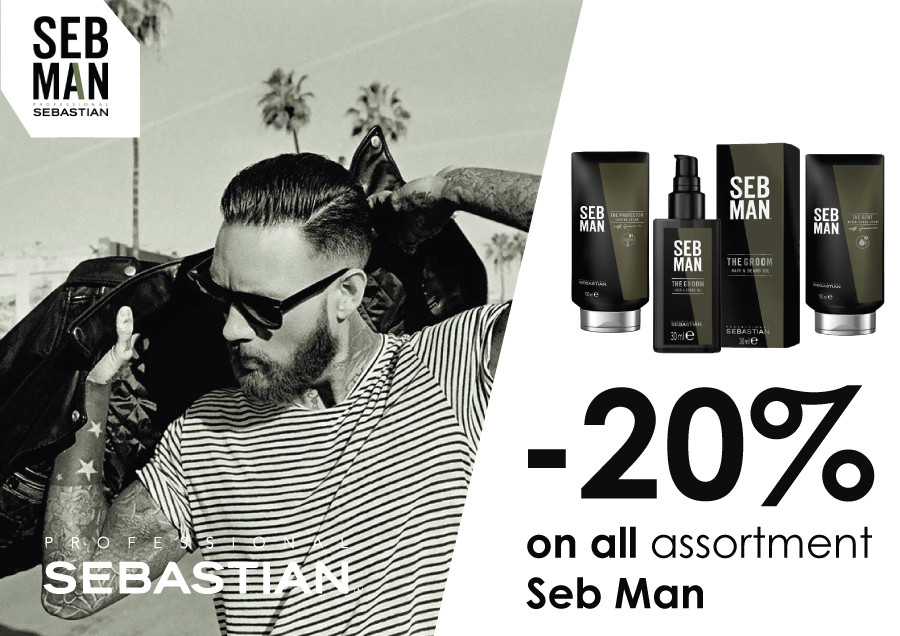 Special prices for SEBMAN products