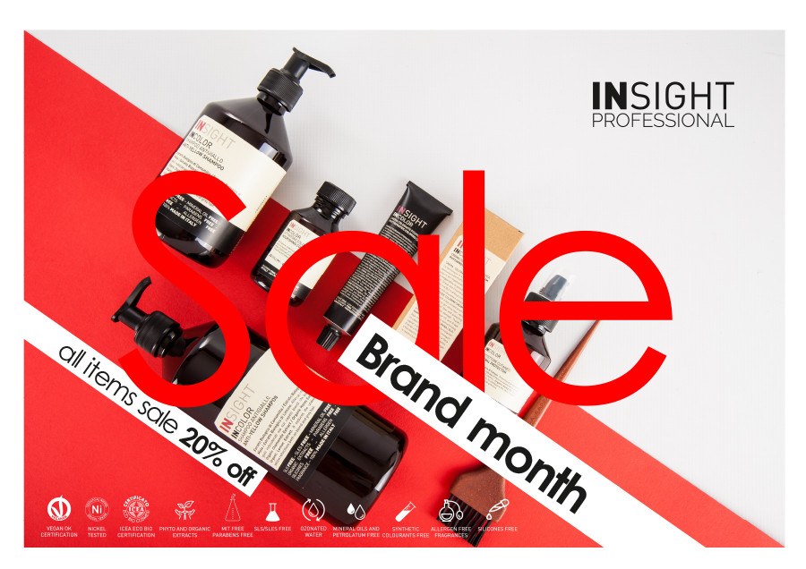 Special prices for INSIGHT products