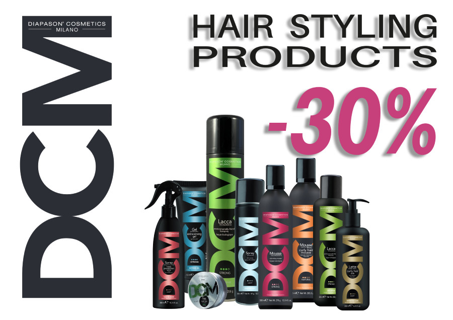 Special offer on DCM products