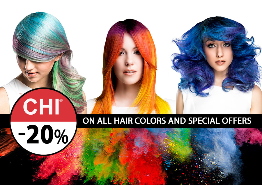 Chi and Biosilk special price