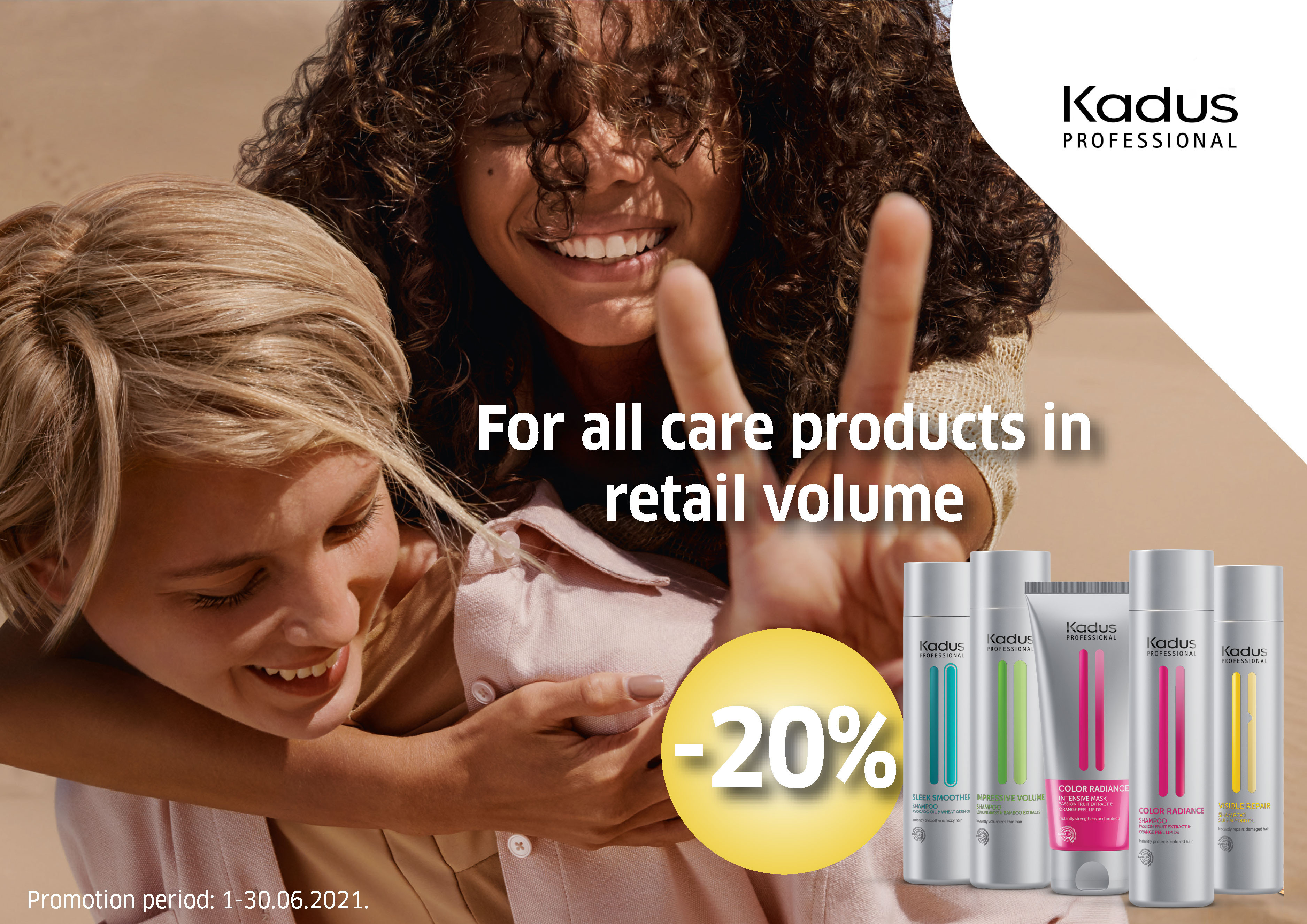 Special prices for KADUS products