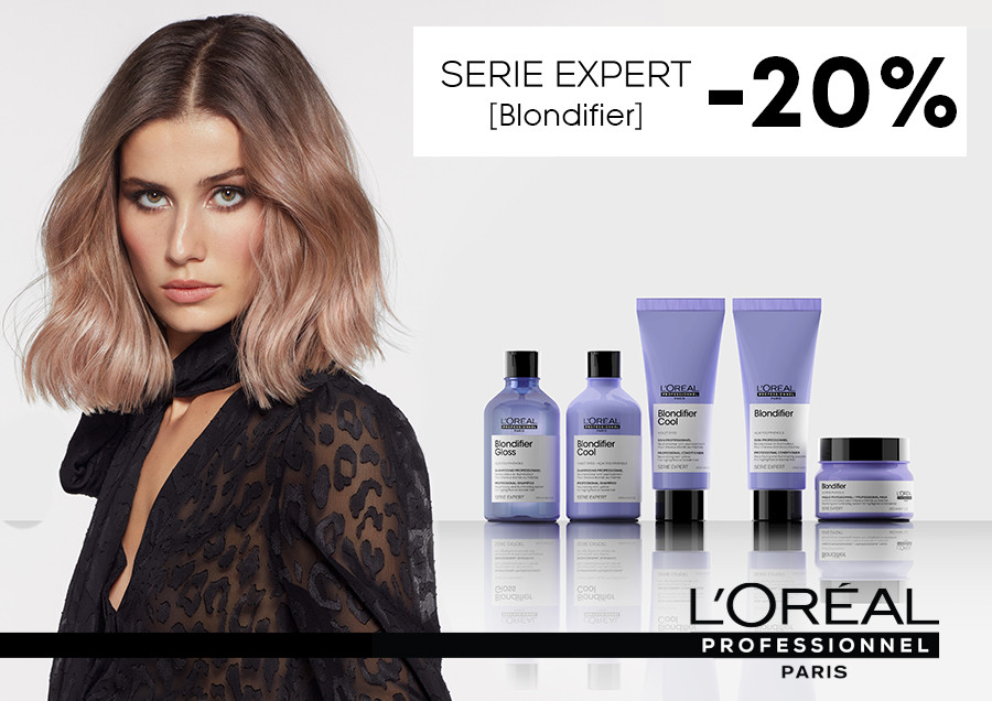 Special prices for L'OREAL products